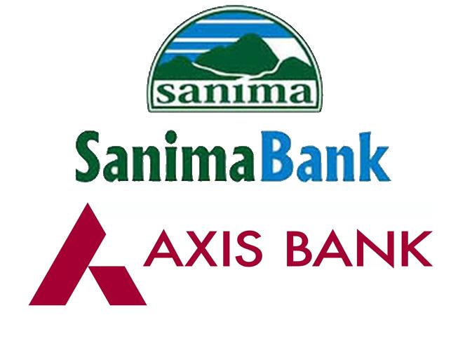 अब भारत बाट पैसा पठाउन झनै सजिलो, सानिमा बैंक र एक्सिस बैंक भारत बिच रेमिट्यान्स सम्झौता