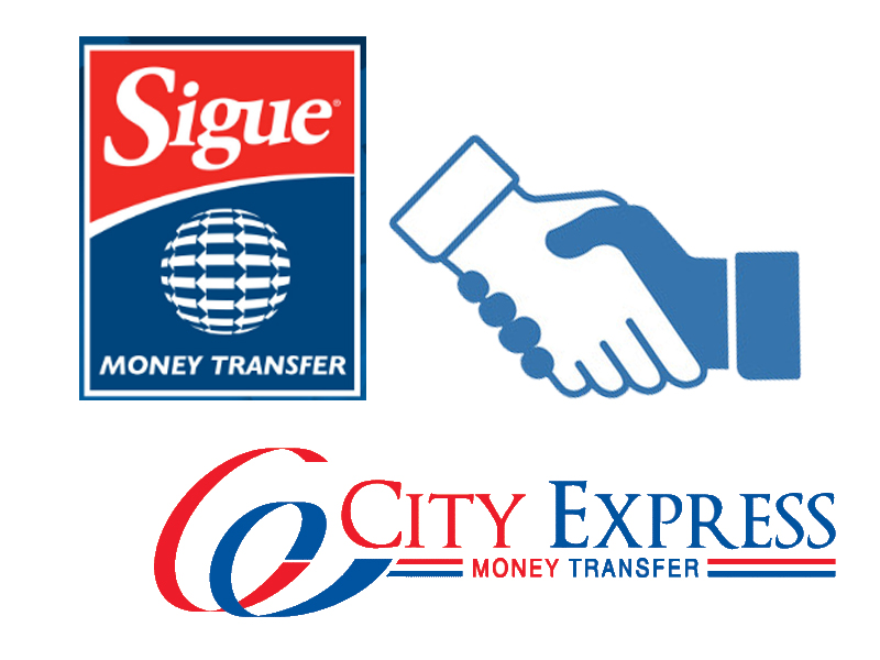 सिटी एक्सप्रेस मनी ट्रान्सफर र Sigue Money Transfer Global Service Ltd बिच सम्झौता, साथै सेवा सुरु