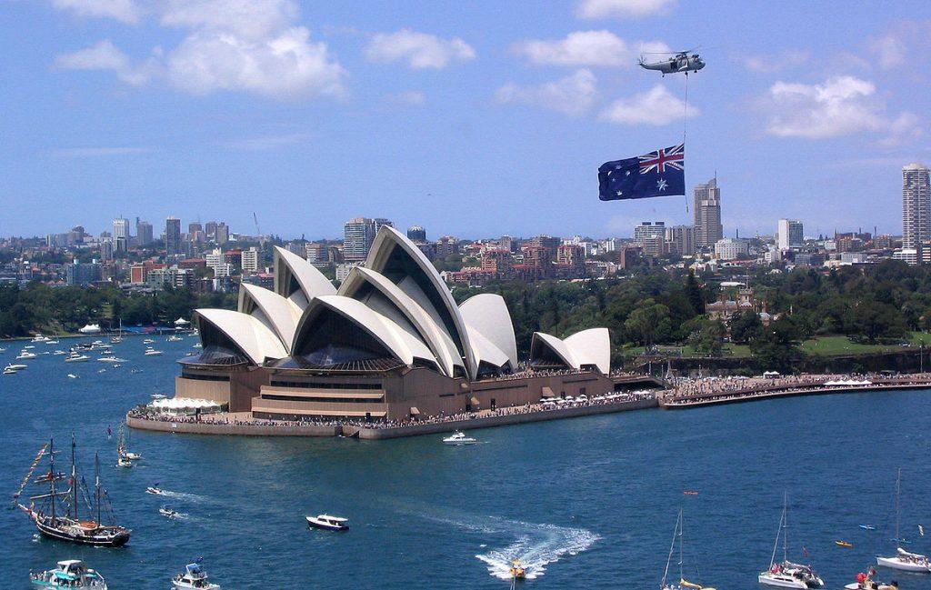 अस्ट्रेलियामा दुई दशकयताकै ठूलो बर्षात , डढेलोको  प्राकृतिक समाधान तर   जनजीवन प्रभावित